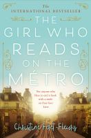 The girl woh reads on the Métro